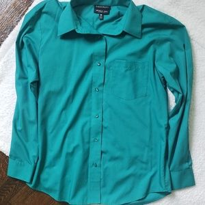 Foxcroft Wrinkle Free Classic Fit Button Down 10